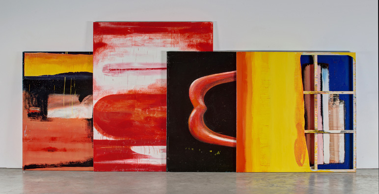 Dimitris Andreadis Hemlock exhibition at Ileana Tounta