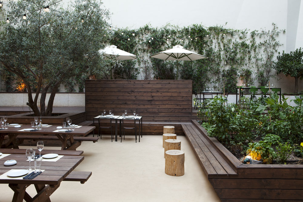 48 urban garden back