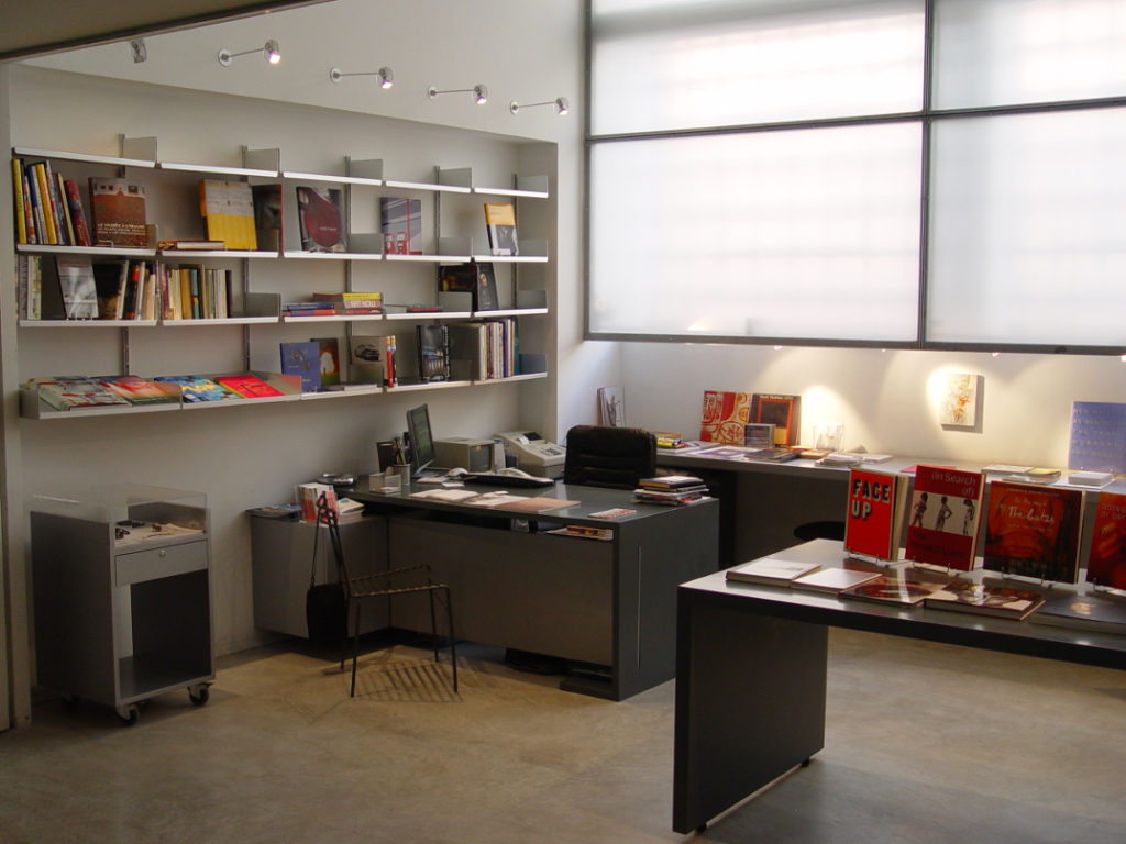Ileana Tounta Contemporary Art Center gallery bookstore
