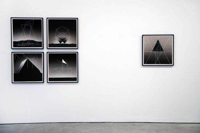 Dimitris Baboulis The Right Direction exhibition at Ileana Tounta Art Center