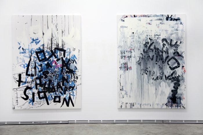 Panos Papadopoulos solo exhibition at Ileana Tounta Contemporary Art Center