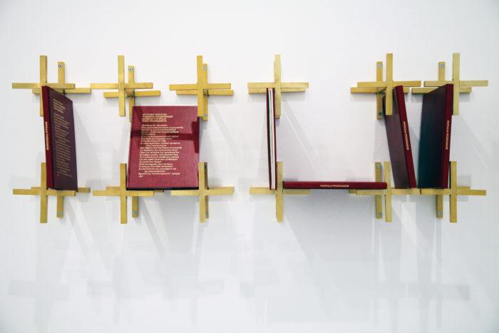 Pre Text group exhibition at Ileana Tounta Contemporary Art Center