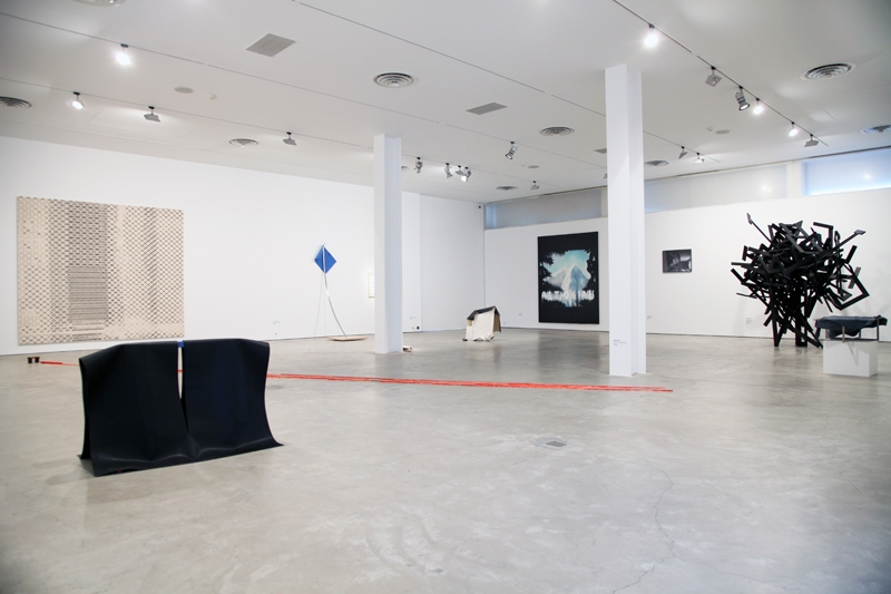 Pre Text group exhibition at Ileana Tounta Contemporary Art Center