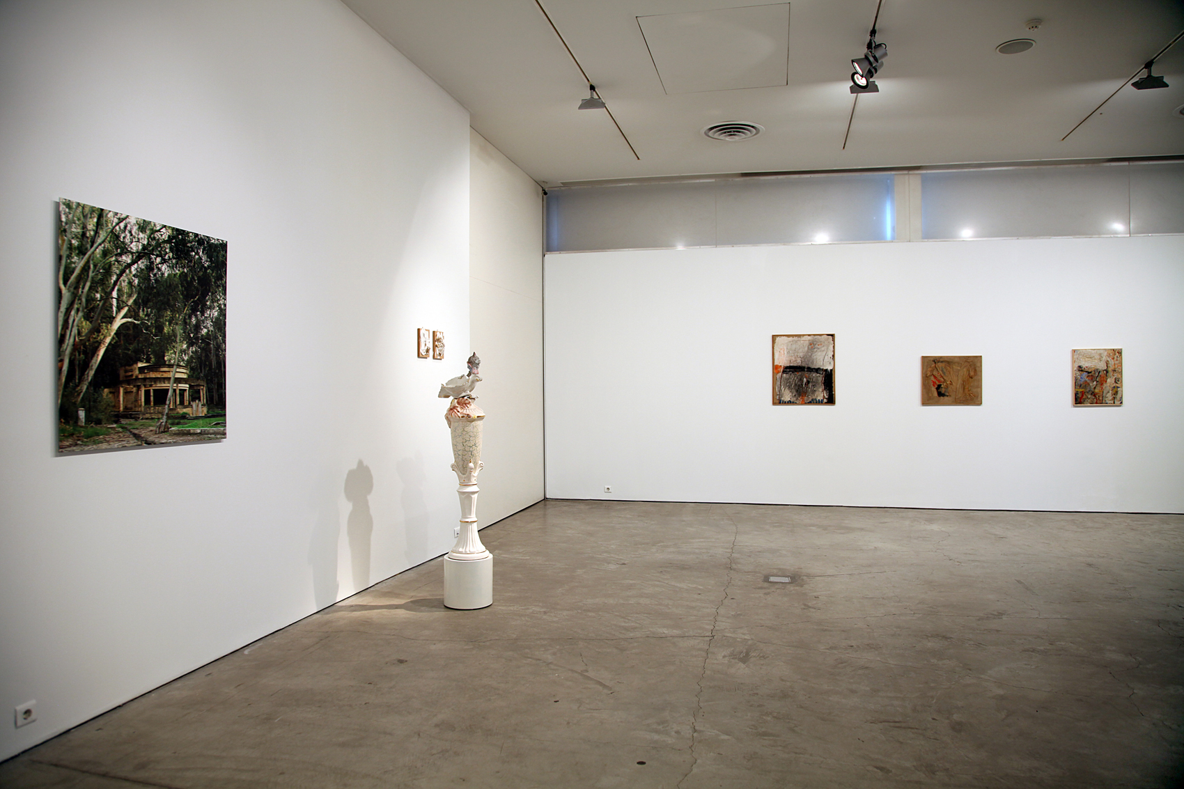 Contemporary Treasures (Part IΙ) group show at Ileana tounta contemporary art center