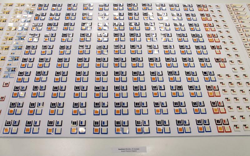 Dimitris Ioannou_Invitation « CMYK Series: The Collection, 1999-2013» Ileana Tounta Art Center Exhibition